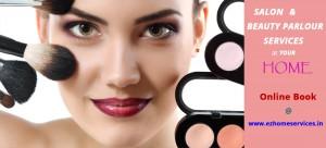 Beauty Parlour Services at Home,Salon Services Online