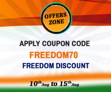 Let's Enjoy The 70th Freedom Anniversary with EzHomeServices