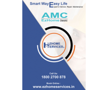 Choose AMC Plans for Annual Freedom From Home Worries, Get Complete Home solution at Ezhome