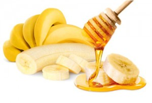 Honey and Banana