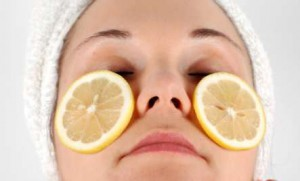 Lemon Mask