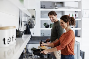 save energy in the kitchen