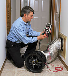 Check Ductwork in Central AC