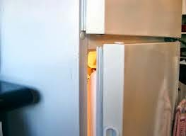 Check the Door Seals to Refrigerator