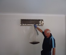 Split AC (Air conditioner) indoor unit service
