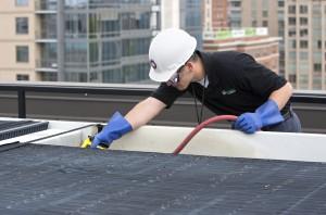 Maintenance of Condenser Coil