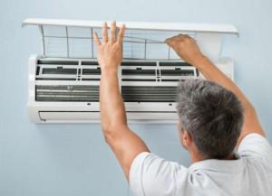 Remove Debris in AC