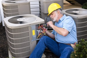 Repair to Central AC for Annual Maintenance-