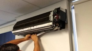 Split AC repair